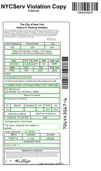 NYTDA finds an OCR solution to manage its clients' parking tickets a ...